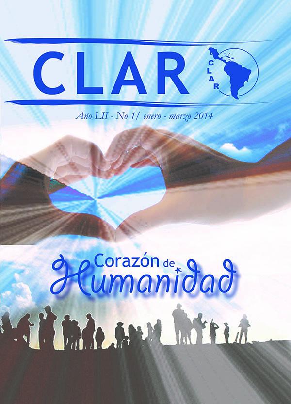 Ver Vol. 52 Núm. 1 (2014): Corazón de Humanidad