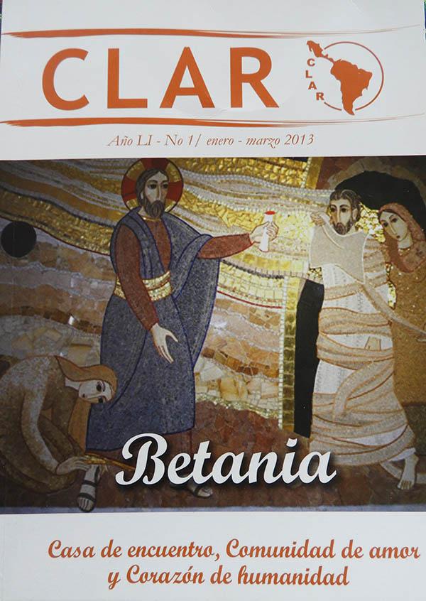 Ver Vol. 51 Núm. 1 (2013): Betania
