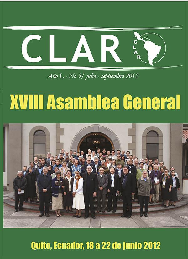 Ver Vol. 50 Núm. 3 (2012): XVIII Asamblea General