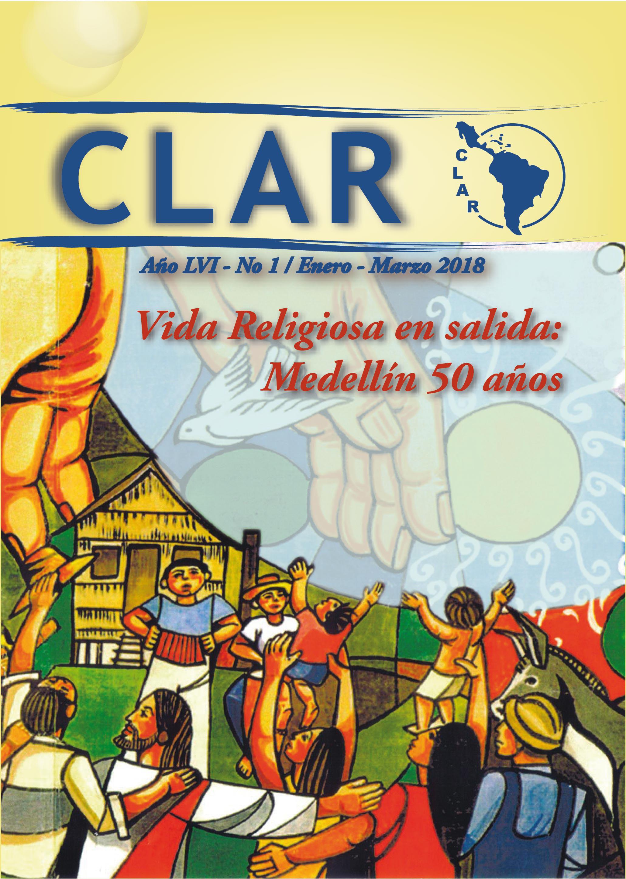 Ver Vol. 56 Núm. 1 (2018): Vida Religiosa en Salida: Medellin 50 Años