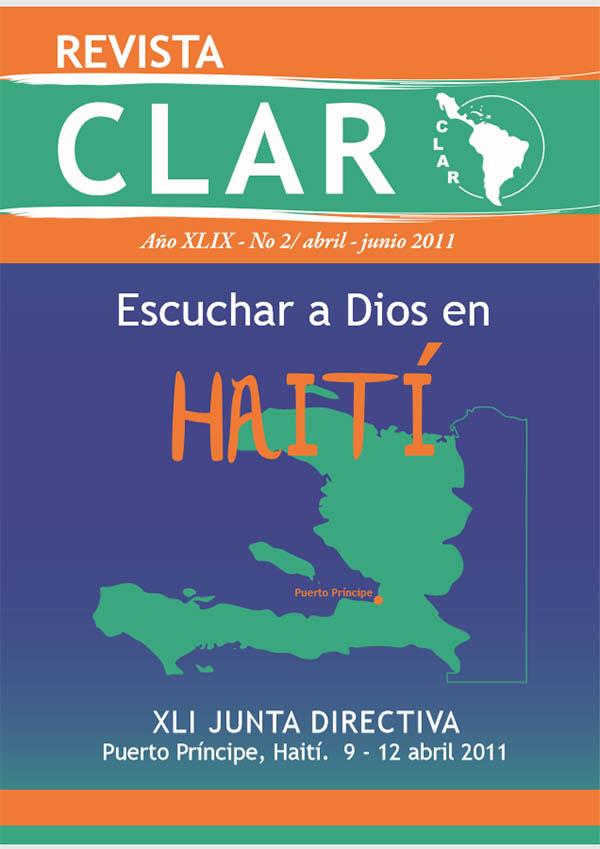 Ver Vol. 49 Núm. 2 (2011): Escuchar a Dios en Haití