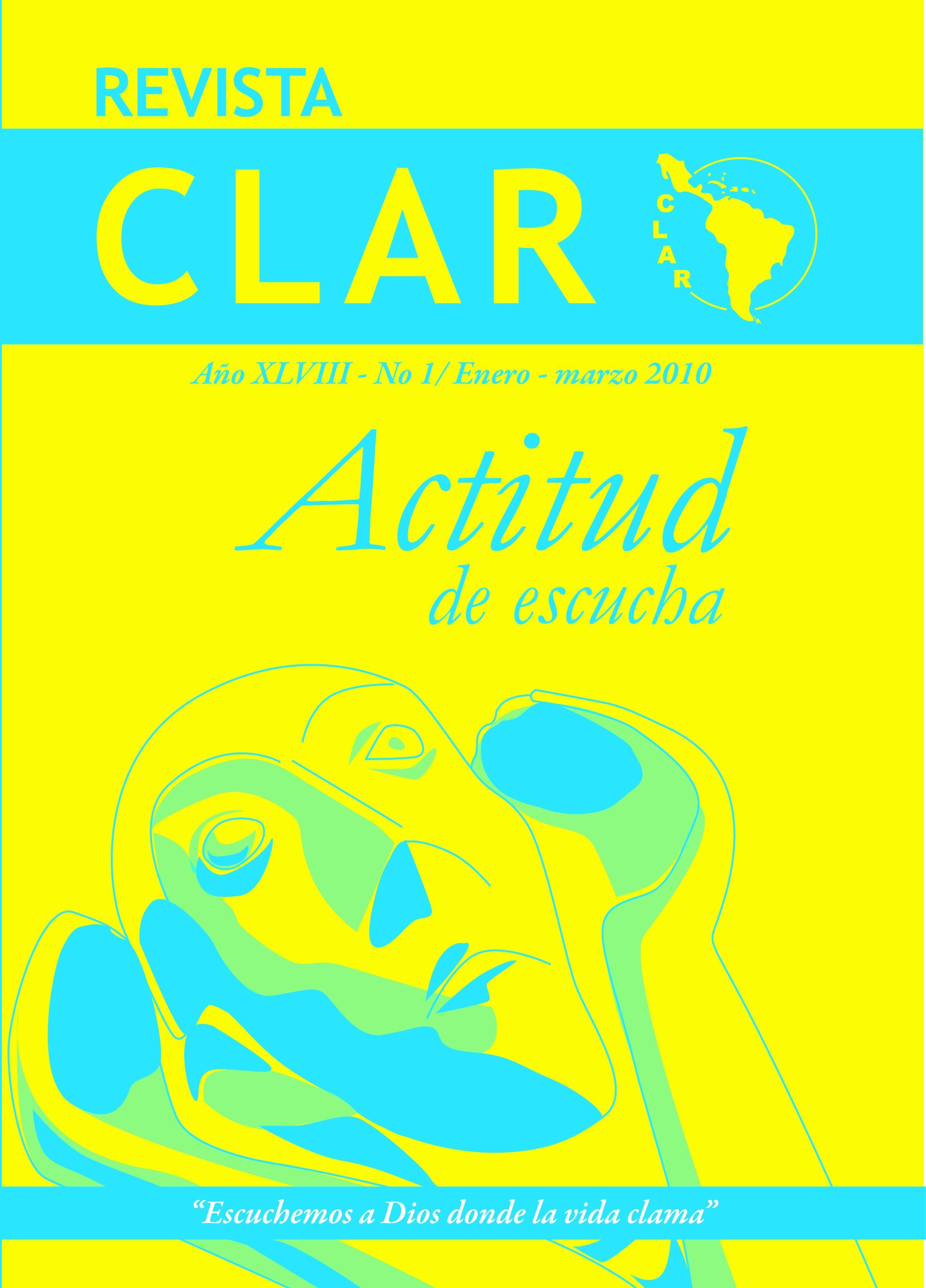 Ver Vol. 48 Núm. 1 (2010): Actitud de escucha