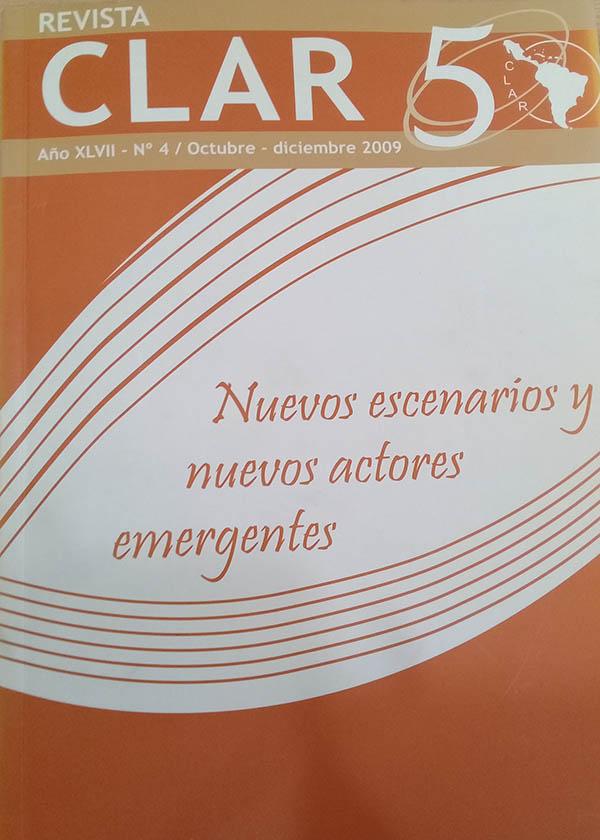 Ver Vol. 47 Núm. 4 (2009): Nuevos escenarios y nuevos actores emergentes