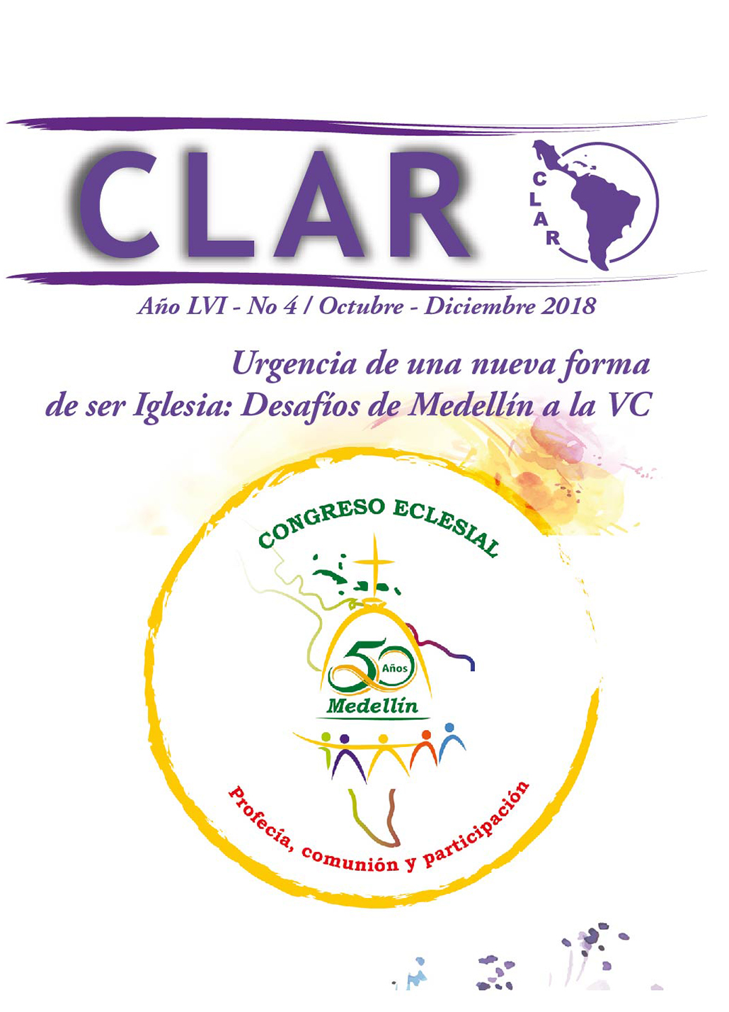 Revista CLAR No 4 2018