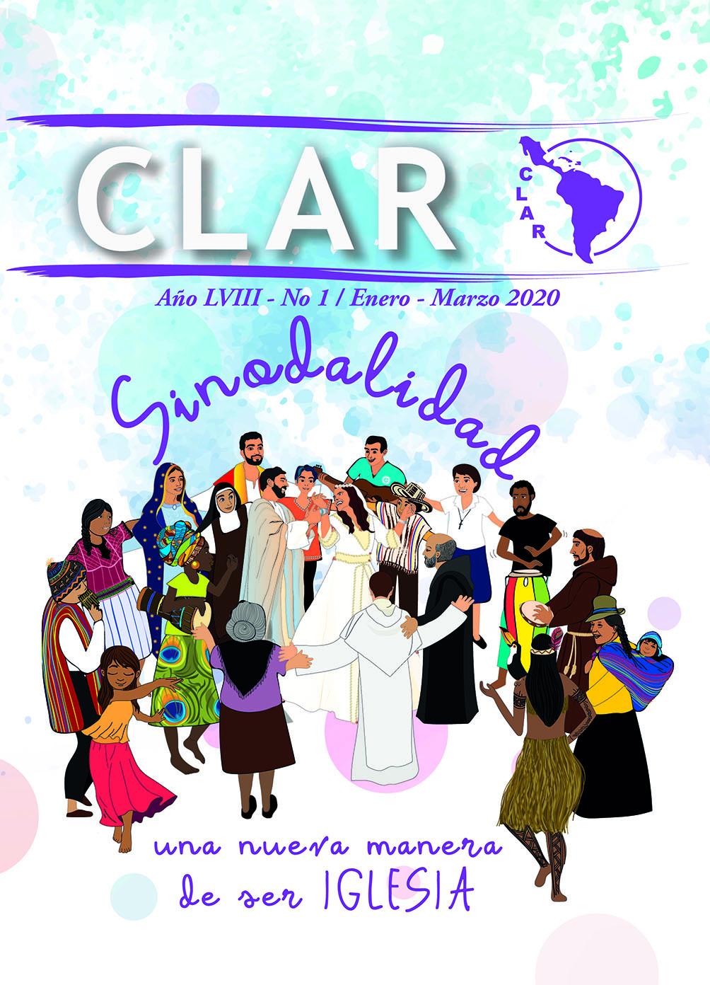 Ver Vol. 58 Núm. 1 (2020): Sinodalidad: Una nueva manera de ser Iglesia