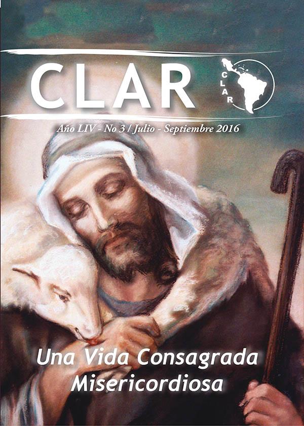 Ver Vol. 54 Núm. 3 (2016): Una Vida Consagrada Misericordiosa